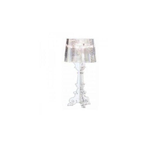 Lampa stołowa BELLA MA 075S CLEAR – AZzardo + LED - Autoryzowany dystrybutor AZzardo, LT7004-S