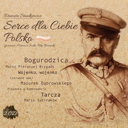 Mtj Serce dla ciebie polsko - stankiewicz danuta (płyta cd)