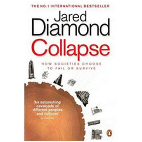 Collapse : How Societies Choose To Fail Or Survive (9780241958681)