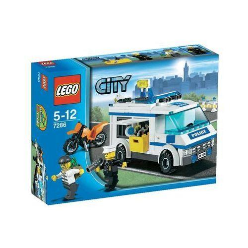Lego City KONWÓJ 7286 z kategorii: klocki dla dzieci