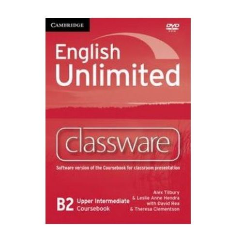 English Unlimited Upper Intermediate Classware DVD-ROM (2011)
