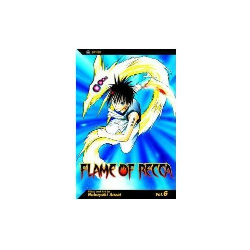 Flame of Recca, Vol. 6