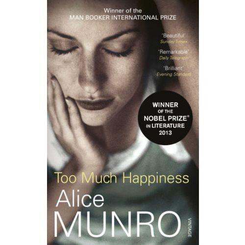 Too Much Happiness. Zu viel Glück, englische Ausgabe