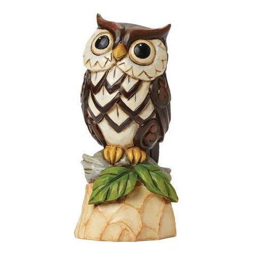 Sowa, (owl be there), zwierzęta, 4045280 figurka ozdoba świąteczna marki Jim shore