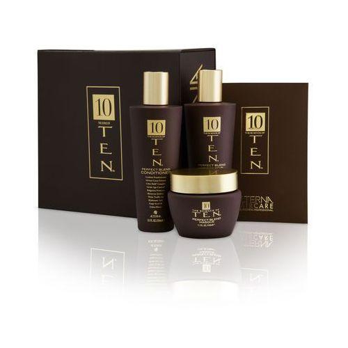 ten perfect blend zestaw regenerujący | szampon 250ml + odżywka 250ml + maska 150ml marki Alterna
