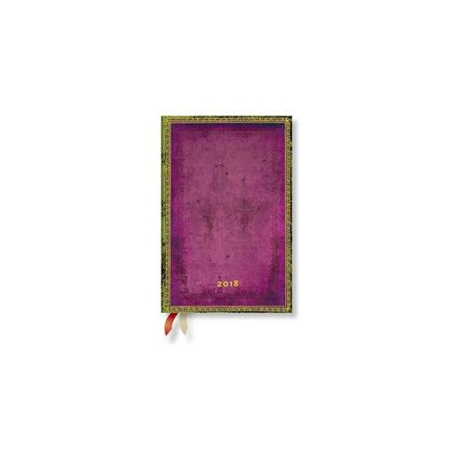 Kalendarz 2018 Byzantium Mini Horizontal - Paperblanks DARMOWA DOSTAWA KIOSK RUCHU (9781439741696)
