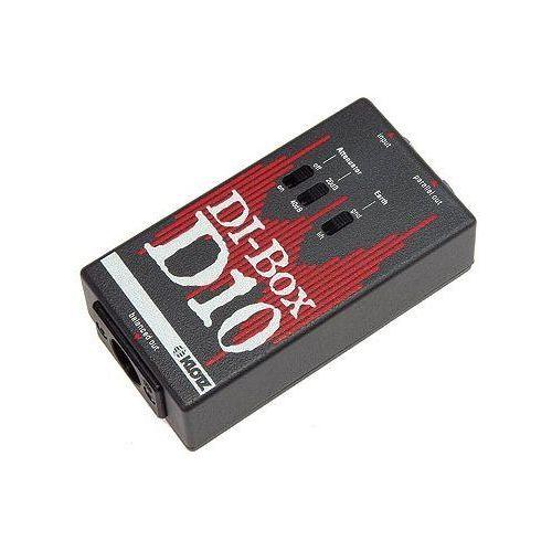 Klotz D10KL Di-Box pasywny