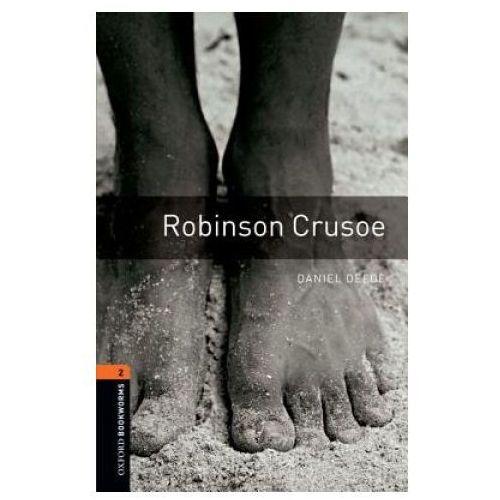 American Oxford Bookworms: Stage 2: Robinson Crusoe