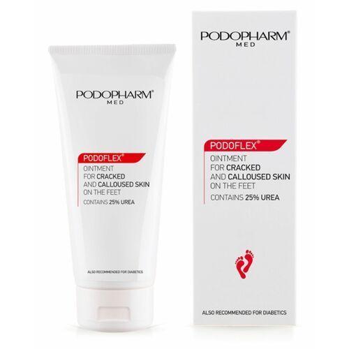 Podopharm podoflex ointment for cracked and callused skin on the feet maść do popękanej i zrogowaciałej skóry stóp (75 ml)
