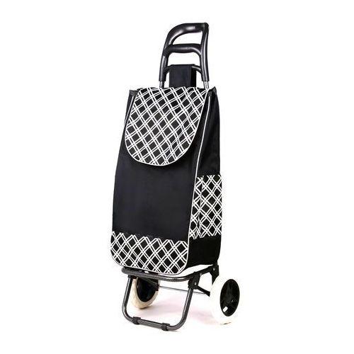 Wózek na zakupy składany standard plus 02 (wózek na zakupy)
