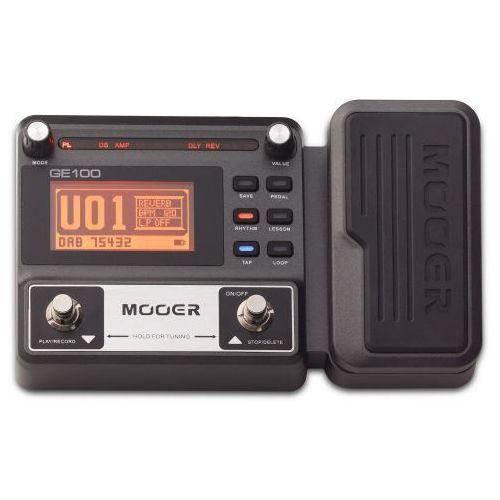 Mooer GE 100 multiefekt gitarowy