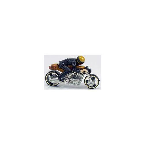 Hot Wheels Motocykl z kierowcą (motor zabawka) od www.cud.pl