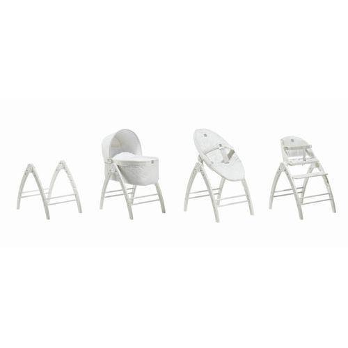 Angel 3w1: łóżeczko, leżaczek i krzesełko - produkt dostępny w CooCoo.pl