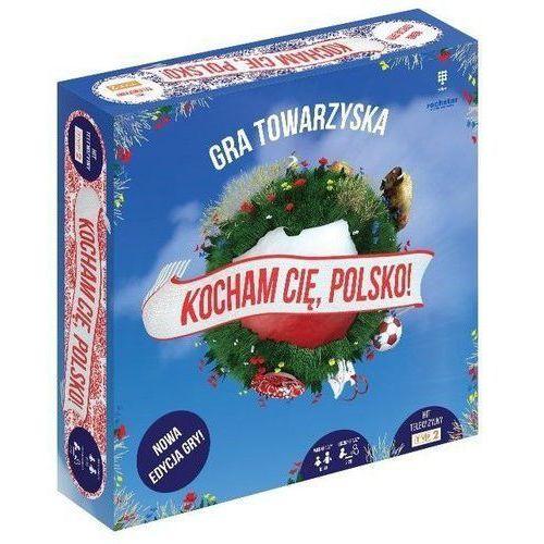 Tm toys Kocham cię polsko! gra planszowa (5908273082912)