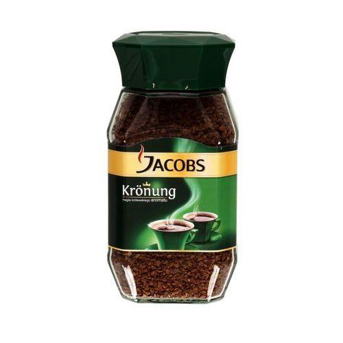 Kawa rozpuszczalna kronung 200g marki Jacobs
