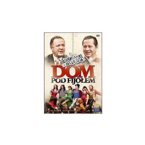 Spotkanie z balladą - Dom pod Fijołem - Michał Bobrowski OD 24,99zł DARMOWA DOSTAWA KIOSK RUCHU (5902600065890)