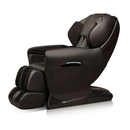 Fotel do masażu dugles, ciemny brązowy marki Insportline