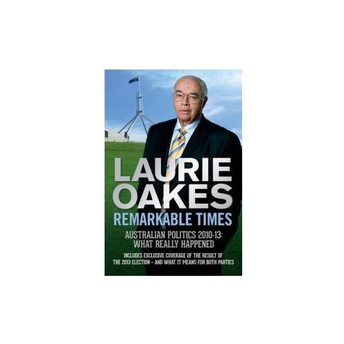 Remarkable Times (9780733631979)