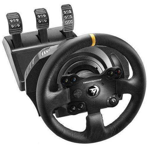 Kierownica tx racing wheel leather edition (4460133) darmowy odbiór w 21 miastach! marki Thrustmaster
