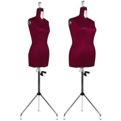 Manekin krawiecki regulowany Donna mod. 710 Dress Form Multi Flex rozmiar 36-48 - produkt dostępny w Babas.pl