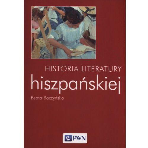 Historia Literatury Hiszpańskiej, Wydawnictwo Naukowe PWN