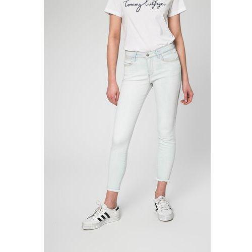 Wrangler - jeansy skinny crop aruba