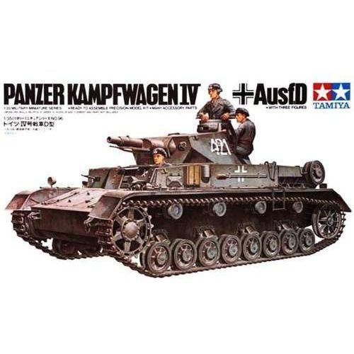 Tamiya german pzkpw iv ausfd (35096) (4950344995509)