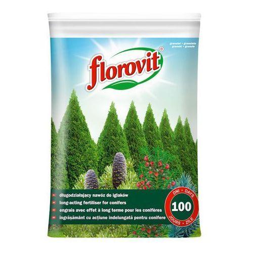Florovit Nawóz do iglaków 100 dni 10 kg (5900498023091)