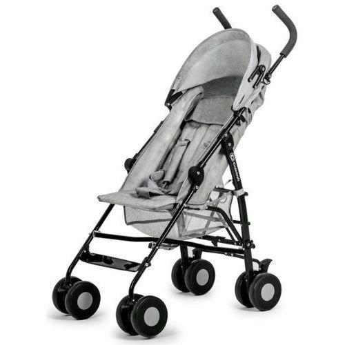 Kinderkraft Wózek spacerowy rest z pozycją leżącą szary + darmowy transport! (5902533903894)