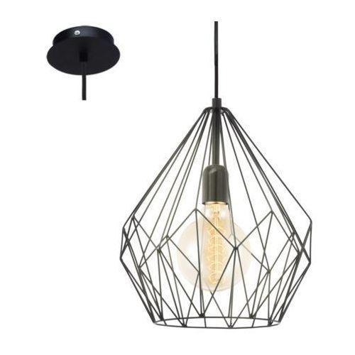 Eglo 49257 - Lampa wisząca VINTAGE 1xE27/60W/230V, 49257