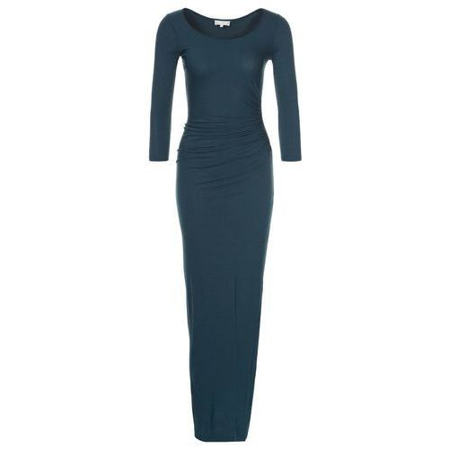 Zalando Collection D�uga sukienka petrol