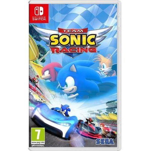 Team sonic racing - nintendo switch - wyścigi marki Sega