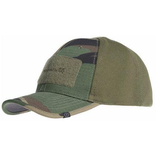 Czapka Pentagon Raptor BB Cap Cotton Woodland (K13031-51) - woodland (5207153028133)