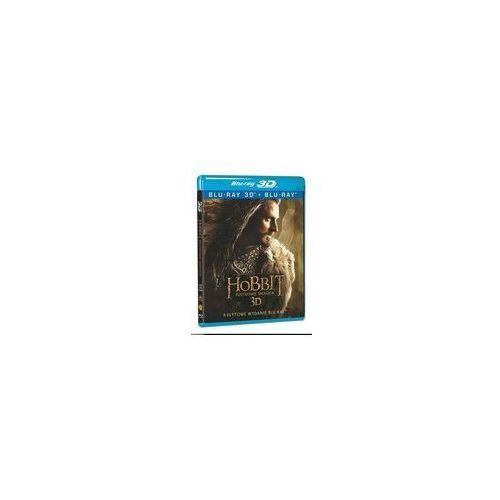 Peter jackson Hobbit: pustkowie smauga 3-d (4bd) lenticular - zakupy powyżej 60zł dostarczamy gratis, szczegóły w sklepie