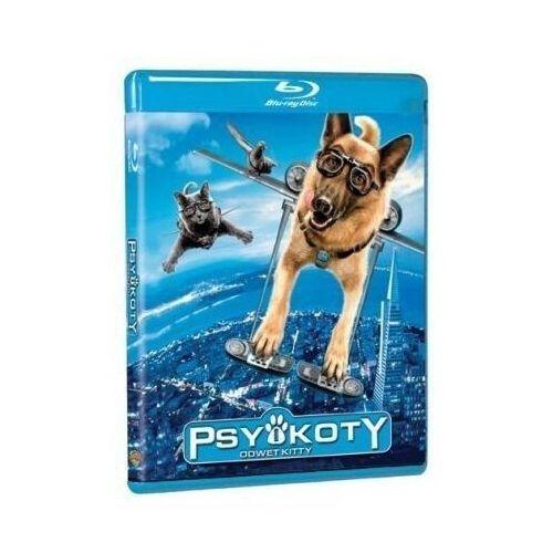 Psy i koty: odwet kitty (blu-ray + dvd) marki Warner bros.