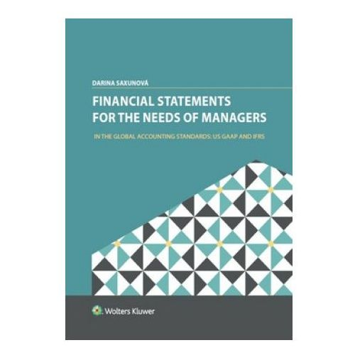 Financial Statements for the Needs Of Managers (9788075983428)