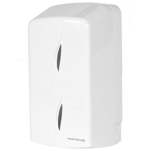 Bisk Podajnik na dwie rolki papieru toaletowego lub papier typu zz alicante (5901487043052)