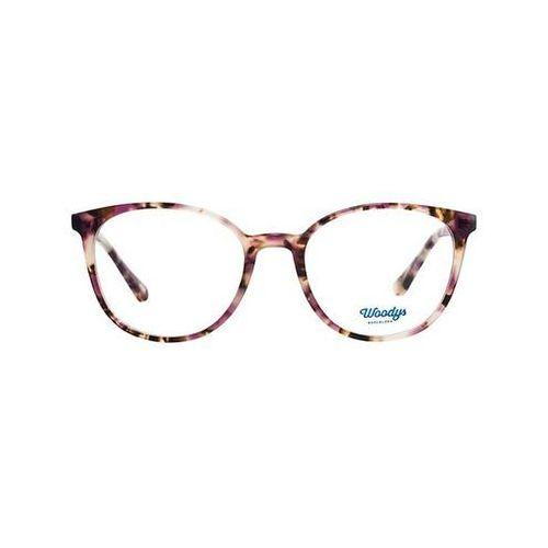 Woodys barcelona Okulary korekcyjne lime 04