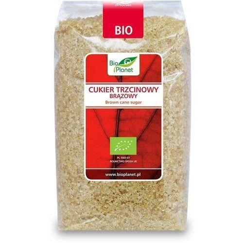 Bio planet : cukier trzcinowy brązowy bio - 500 g (5907814662606)