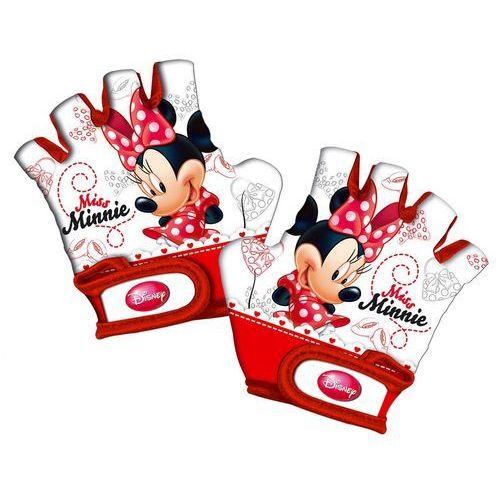 Rękawiczki na rower  Myszka Minnie, Eurasia z Blumi.pl