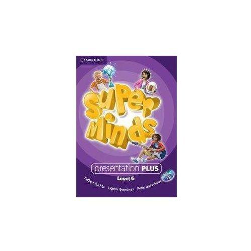 Super Minds 6 Presentation Plus DVD (Płyta DVD) (9781107441330)