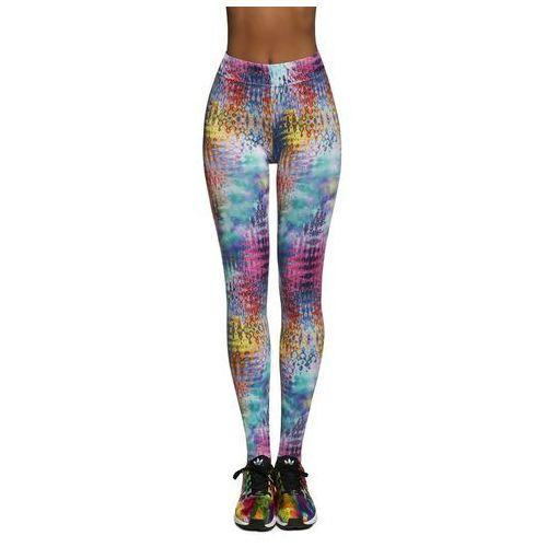 0b57f638f8f905 Damskie sportowe legginsy BAS BLACK Tessera 90, L 79,90 zł Sportowe legginsy  BAS BLACK Rainbow to komfortowe żeńskie legginsy wyprodukowane z  oddychającego, ...