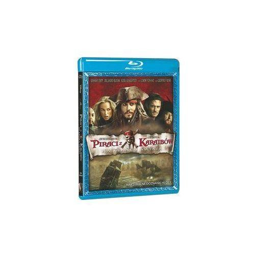 Piraci z Karaibów: Na krańcu świata (Blu-Ray) - Gore Verbinski DARMOWA DOSTAWA KIOSK RUCHU (7321917502450)