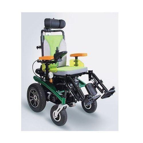 Wózek inwalidzki z napędem elektrycznym dziecięcy pcbl1, marki Mdh sp.zo.o.