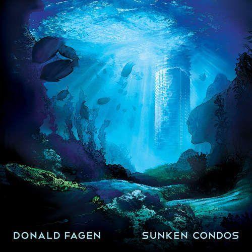SUNKEN CONDOS - Donald Fagen (Płyta CD) (0093624947875)