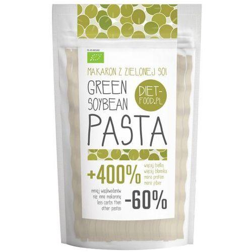 Diet-food Organiczny makaron z zielonej soi 200g (5901549275360)
