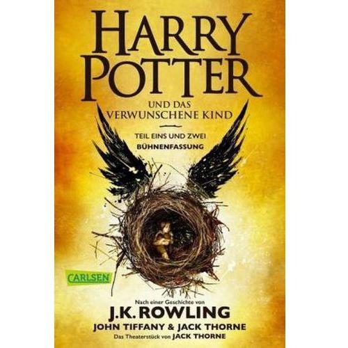 Harry Potter und das verwunschene Kind. Teil eins und zwei Rowling Joanne K. (9783551317261)