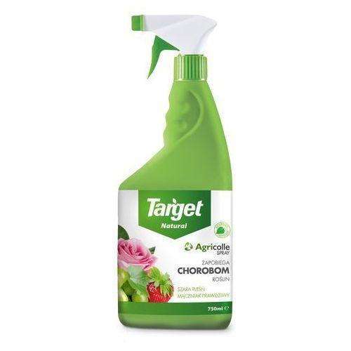 Target agricolle spray - szara pleśń, mączniak prawdziwy 750 ml (5901875004979)