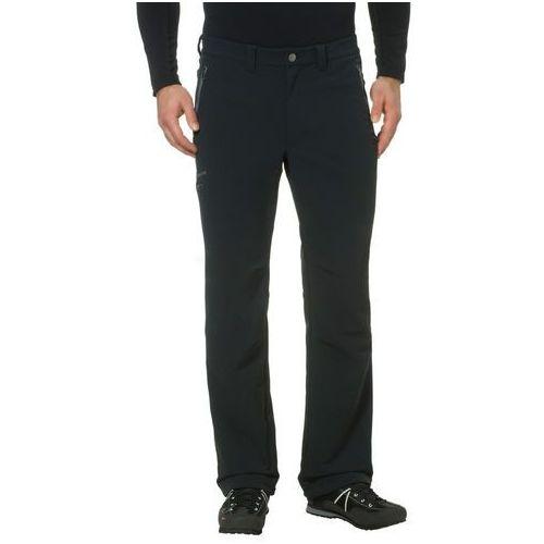 Vaude strathcona spodnie short mężczyźni, black eu 48 2020 spodnie wspinaczkowe (4021573830432)