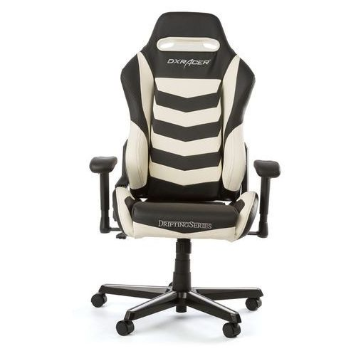 Fotel dla gracza gamingowy DXRacer Drifting biały, OH/DH166/NW